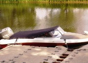 Тент на кокпит лодки пошить в Киеве