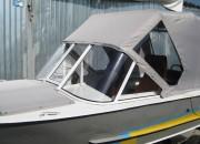 Тент ходовой на лодку