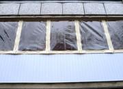 Мягкие окна ПВХ для лодвжий и балконов