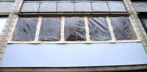 """Мягкие окна пвх на лоджию - компания """"тент-лидер""""."""