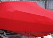 Стояночный тент для катера или лодки