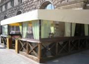 Изготавливаем тенты, навесы, маркизы, шторы ПВХ для летних площадок, ресторанов, кафе