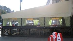 Установка, демонтаж, реконструкция и ремонт летних площадок