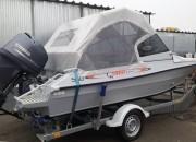 Ходовой тент на лодку UMS купить в Киеве