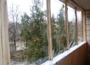 Утеплить балкон шторами ПВХ