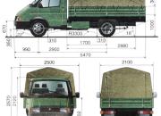 Купить тент на Газель, стандартный тент на ГАЗ 3302