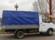 Купить тент на Газель стандарт в Киеве