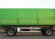 Купить тент на грузовой прицеп в Киеве