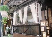Изготовить прозрачные пвх шторы для ресторана в киеве