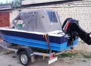 Тент на лодку Прогресс