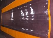 Прозрачные завесы в автомойку и другие производственные помещения