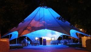 летняя площадка для ресторана, кафе, клуба