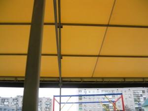 тент крыша 17