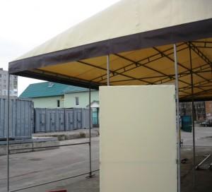 каркас палатки тентовой для секондхенда