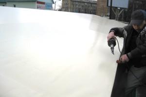 тент крыша