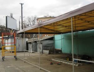 тент крыша 7