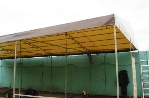 тент крыша 8
