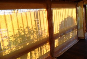 Москитные шторы ПВХ