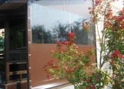 Заказать мягкие окна ПВХ на веранду