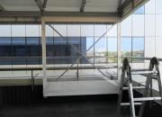 Прозрачная штора ПВХ